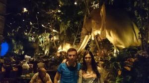 Rainforest Restaurant, Dubai