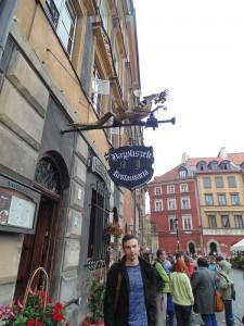 Restauracja Bazyliszek Warszawa